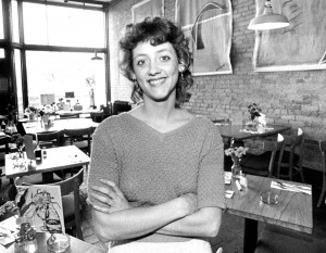 Brenda featured in the Star Tribune as she opened her first restaurant in St. Paul in 1981.